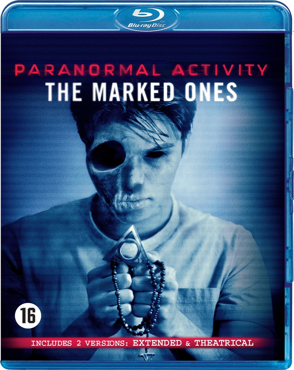 Paranormal Activity: The Marked Ones (Blu-ray) - Film