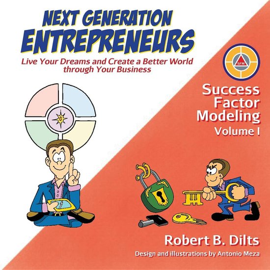 Boek cover Next Generation Entrepreneurs van Robert Brian Dilts (Onbekend)