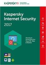 Kaspersky Internet Security Multi-Device 3-Devices 2 jaar direct download versie