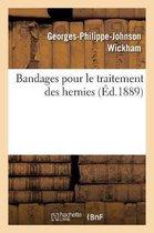 Bandages Pour Le Traitement Des Hernies