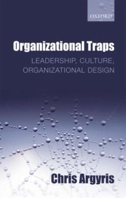 Afbeelding van Organizational Traps