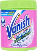Vanish Vlekverwijderaar Poeder Extra Hygiëne - 470 g