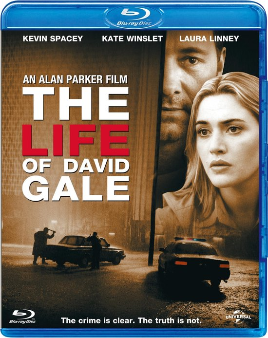 Cover van de film 'Life Of David Gale'