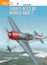 Boek cover Soviet Aces of World War 2 van Hugh Morgan