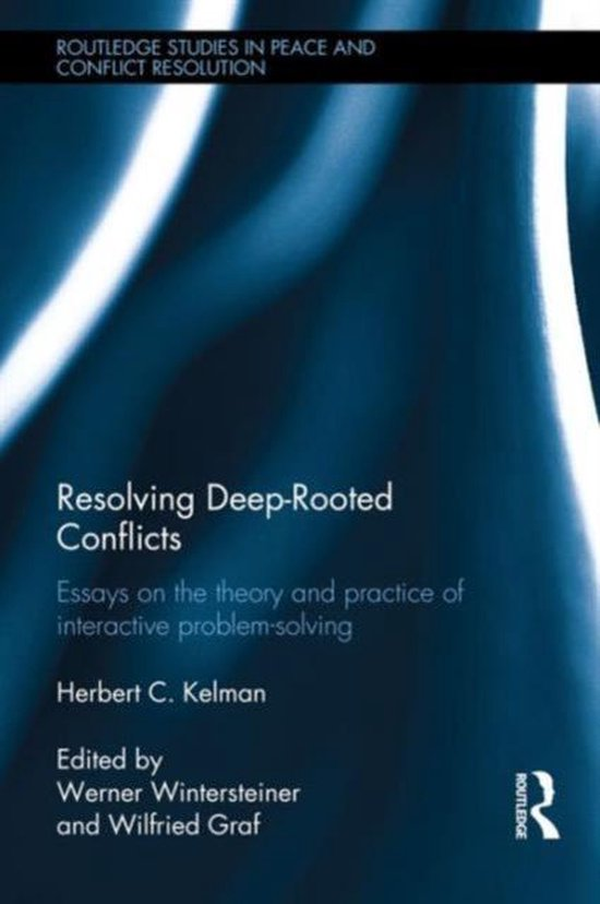 Resolving Deep-Rooted Conflicts