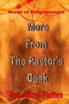 More from the Pastor's Desk