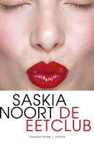 Boek cover De eetclub van Saskia Noort (Paperback)