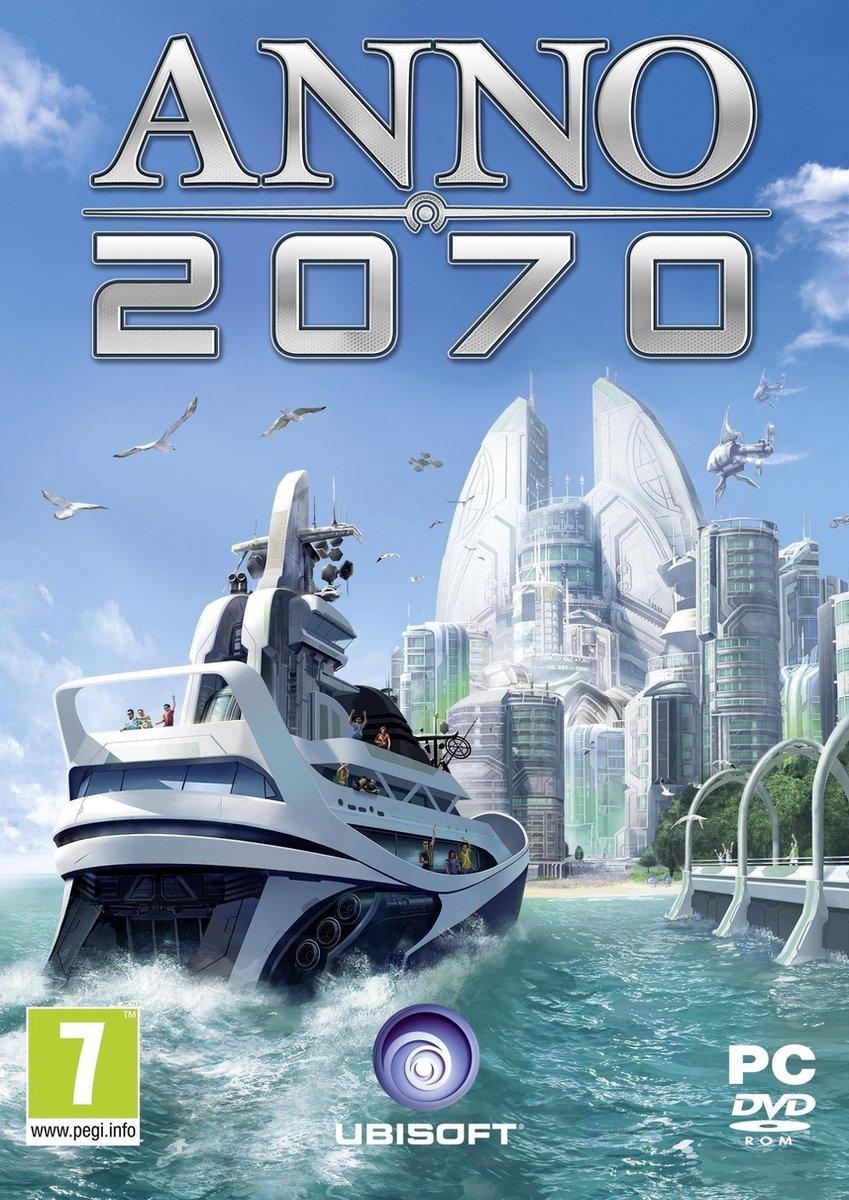 Anno 2070 - Windows - Ubisoft