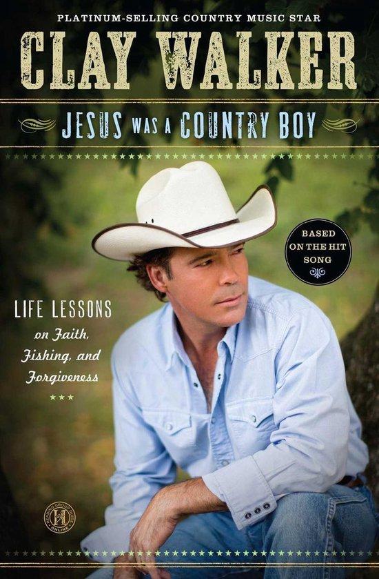 Omslag van Jesus Was a Country Boy