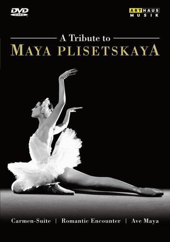 Cover van de film 'A Tribute To Maya Plisetskaya'