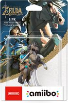 amiibo Legend of Zelda: Breath of the Wild Collection - Link Rider - 3DS + Wii U + Switch