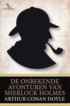 Sherlock Holmes 8 - De onbekende avonturen van Sherlock Holmes