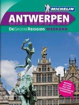 De groene reisgids weekend - Antwerpen