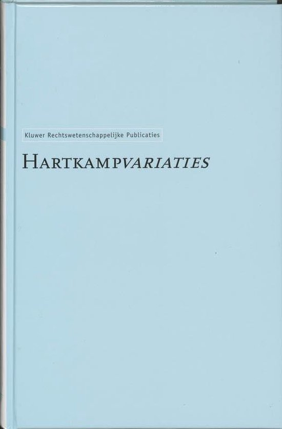 Hartkampvariaties - none |