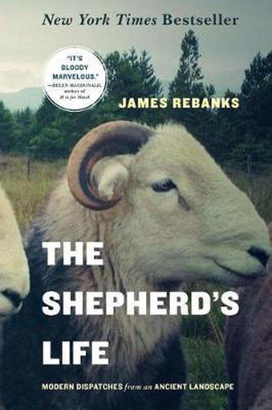 Boek cover The Shepherds Life van James Rebanks (Paperback)