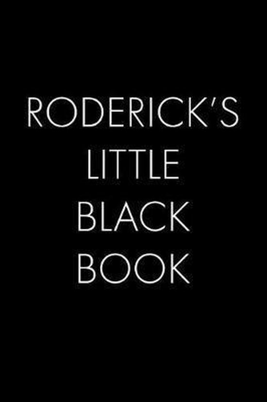 Roderick's Little Black Book