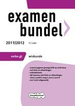 Examenbundel - Wiskunde VMBO-GT 2011/2012
