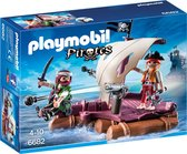 PLAYMOBIL Pirates Piratenvlot - 6682