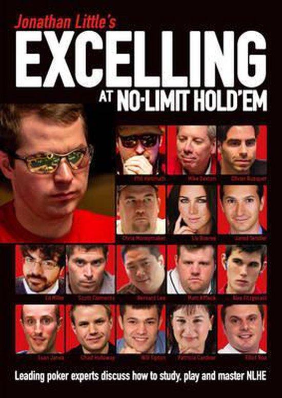 Boek cover Jonathan Littles Excelling at No-Limit Holdem van Jonathan Little (Paperback)