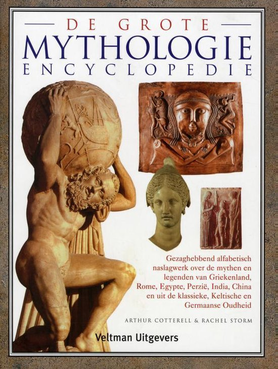 De grote mythologie encyclopedie - Arthur Cotterell |