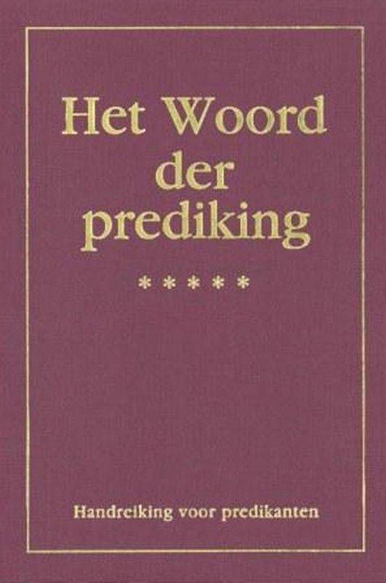 Woord der prediking / 6 - Diverse auteurs |