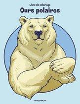 Livre de Coloriage Ours Polaires 2