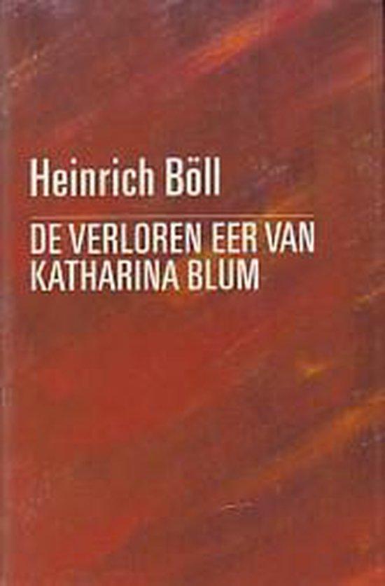 Verloren eer van katharina blum - H. Boll |