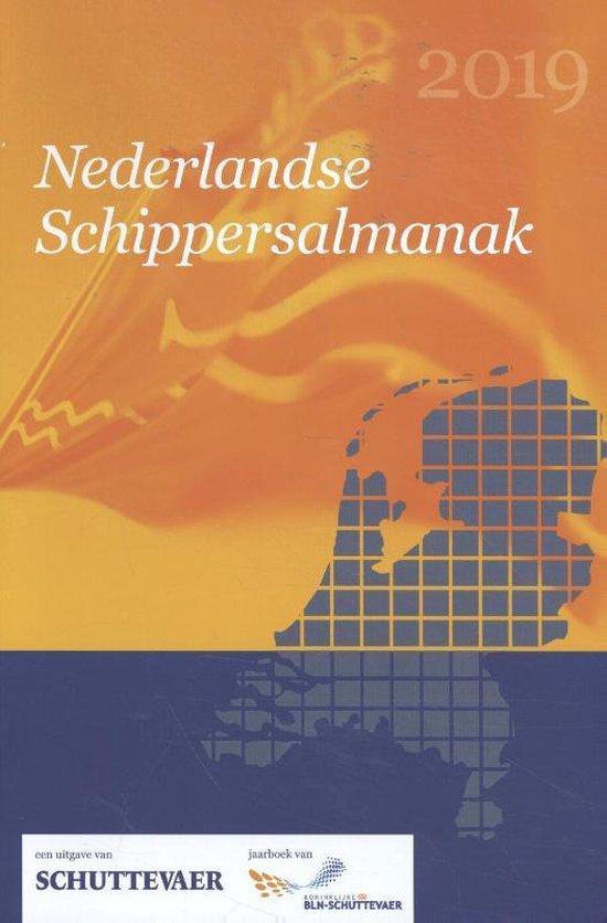 Nederlandse Schippersalmanak 2019 - Redactie Schuttevaer  
