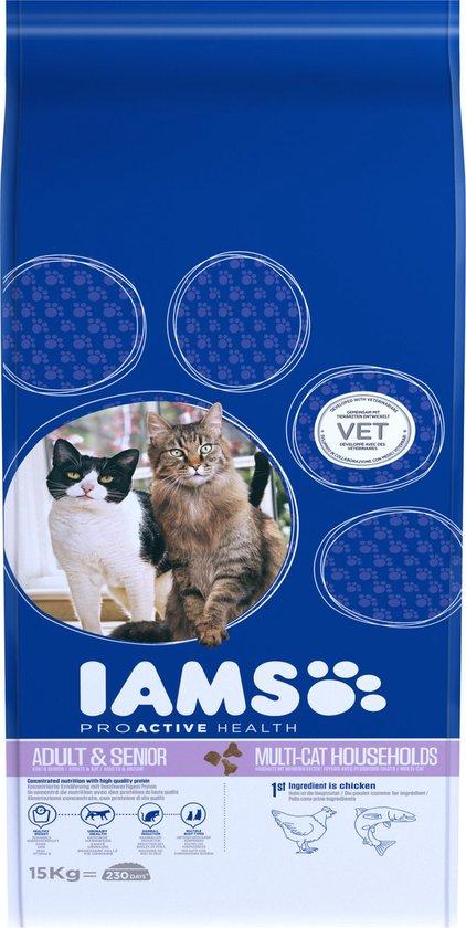 Iams Cat Proactive Health Adult & Senior