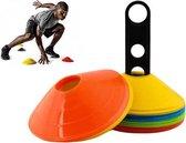 Sport Voetbal Pionnen - Trainingshoedjes Set - Agility Cones Hoedjes Training Schijven