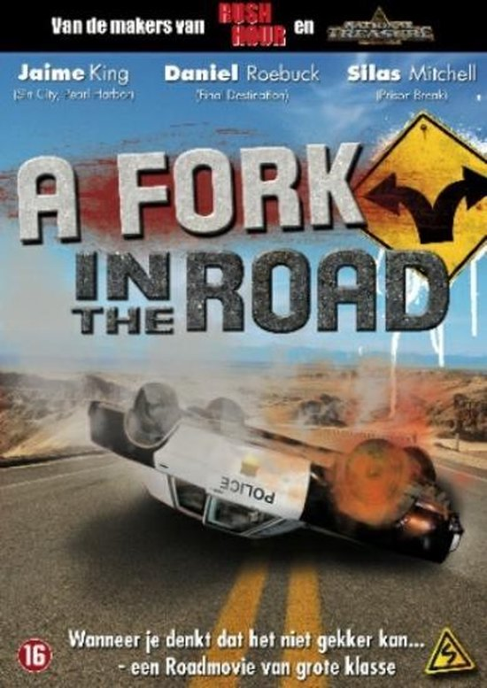 Cover van de film 'A Fork In The Road'