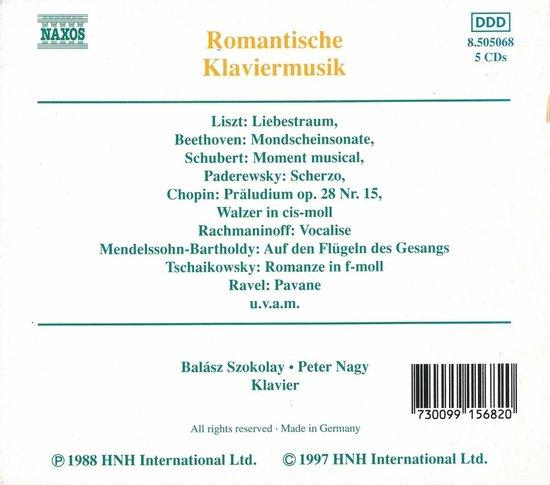 Romantische Klaviermusik
