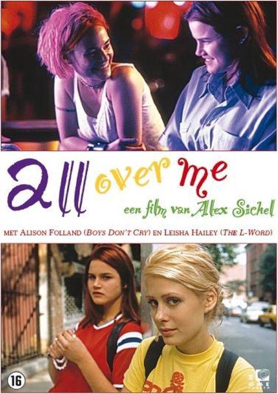 Cover van de film 'All Over Me'