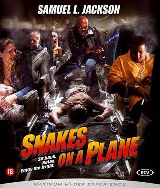 Cover van de film 'Snakes On A Plane'