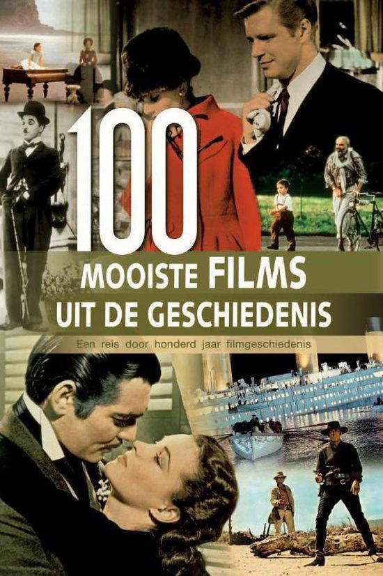 Cover van het boek '100 mooiste films uit de geschiedenis'