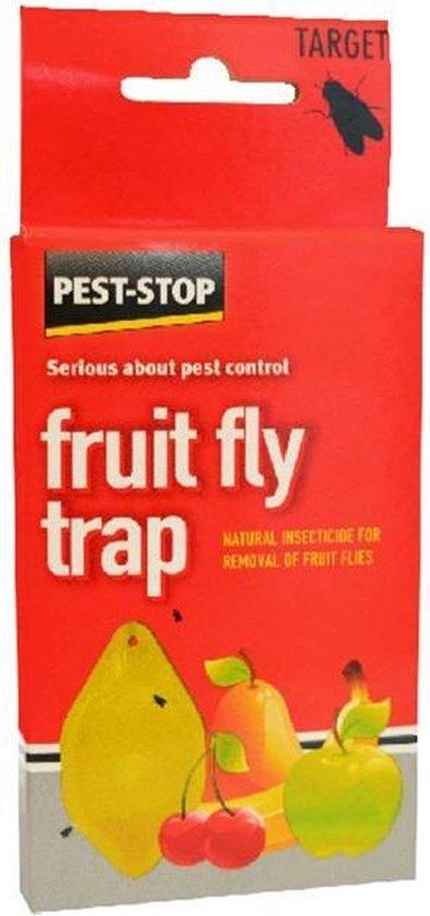 Fruitvliegjes val - Pest-Stop