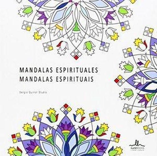 Spirituele mandala's - ontspannen door te kleuren - Onbekend |