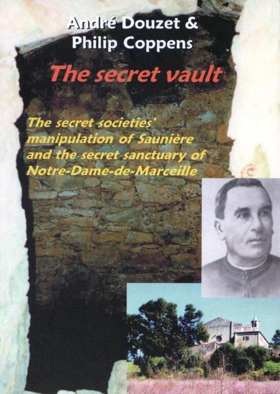 Boek cover Secret Vault van Andre Douzet (Paperback)