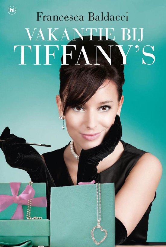 Boekomslag voor Vakantie bij Tiffany's