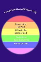 Evangelicals Gay Is Ok Here's Why