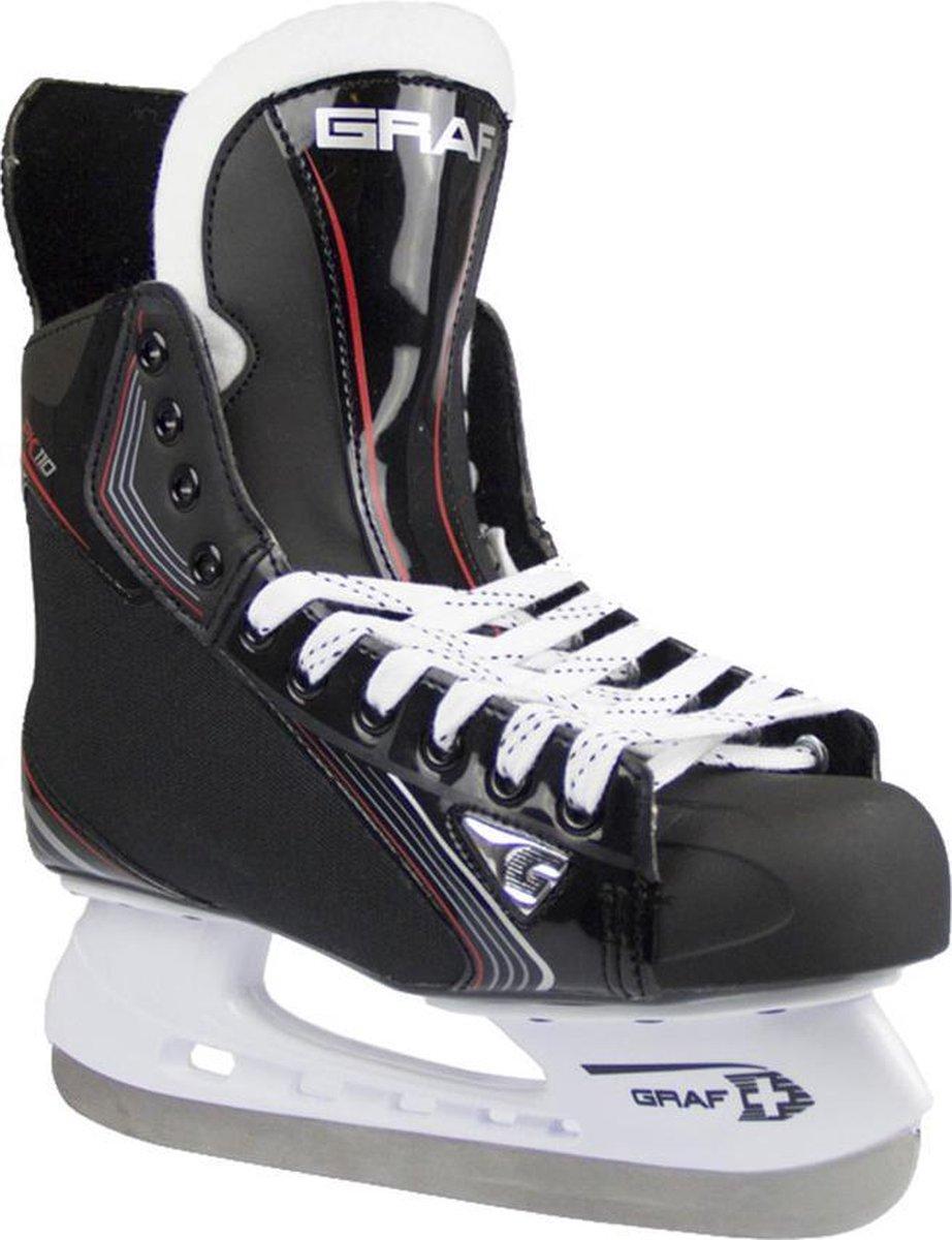 Graf Ijshockeyschaatsen PK110 Unisex Maat 35