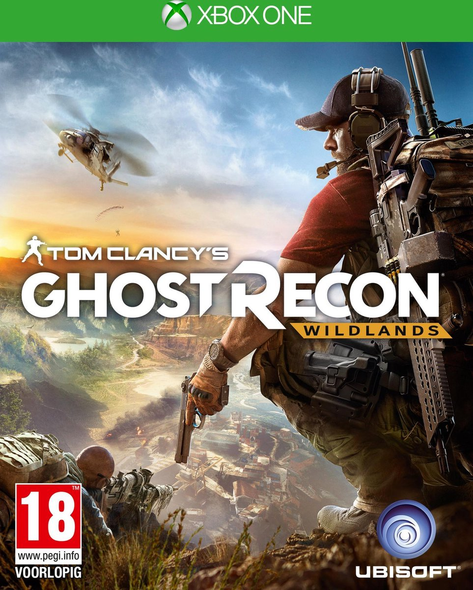 Ghost Recon: Wildlands - Xbox One - Ubisoft