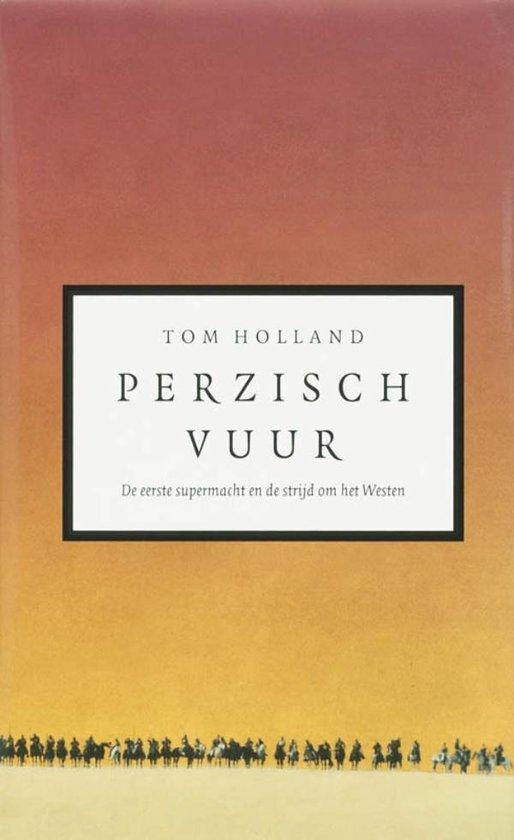 Perzisch vuur - Tom Holland |