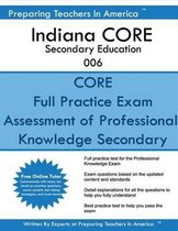 Indiana Core Secondary Education 006