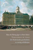 Verleden in verf De Nederlandse geschiedenis in 40 schilderijen - Hans den Hartog Jager; Pieter Steinz