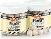 Dynamite Baits coconut Cream | Fluro Pop-Up Boilie | 10mm |
