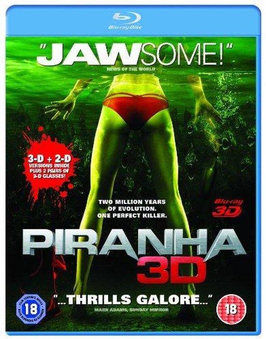 Cover van de film 'Piranha 3-D'