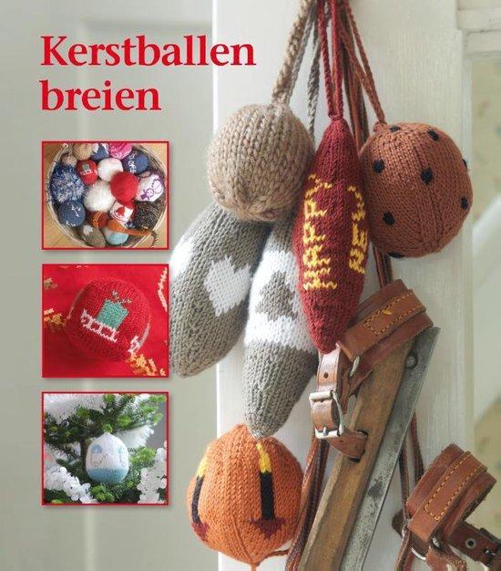 Kerstballen breien - Carice van Zijlen |