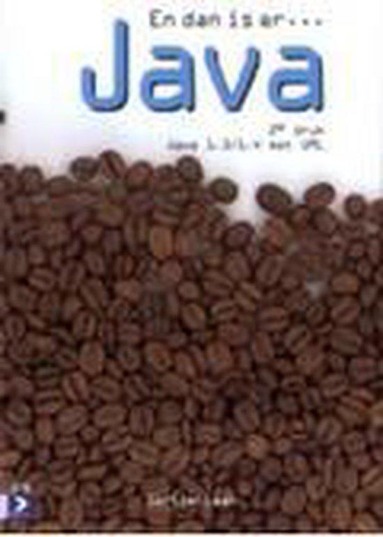 En dan is er ... Java, 2e - G. Laan |