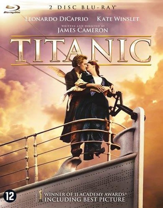 Titanic (Blu-ray) (Special 2 disc Edition)